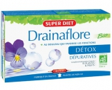 SUPER DIET - Drainaflore Detox suplement diety 20 x 15 ml